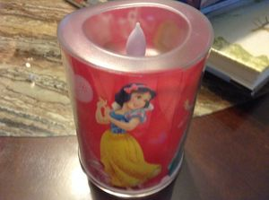 Princess candle for Sale in Cleveland, OH