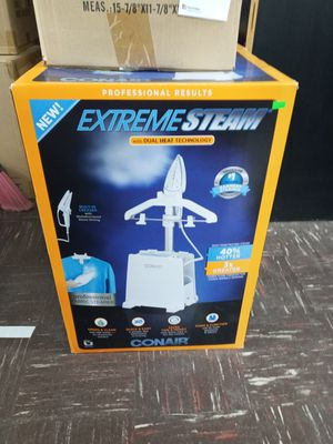 Extreme Steam Clothes Steamer for Sale in Livonia, MI