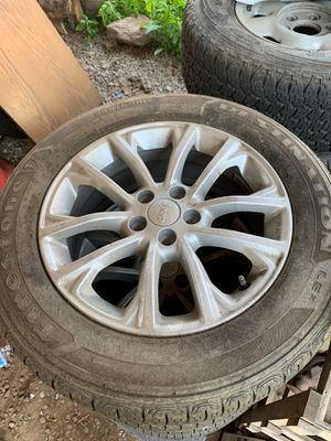 jeep wheels stock for Sale in Fresno, CA