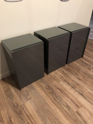 Side tables/cabinets $25 EACH for Sale in Napa, CA