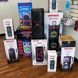 Free Phones At METRO! Speakers HALF OFF for Sale in Waco,  TX