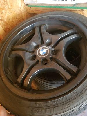 """17"""" Bmw E46 M wheels for Sale in Modesto, CA"""