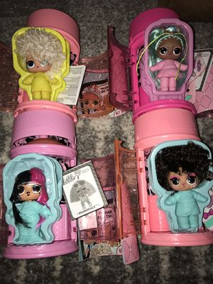 Lol Hairgoals Dolls lot of 4 for Sale in Portland, OR