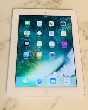 2014 Apple iPad (4th generation) 64 GB for Sale in Arlington, VA