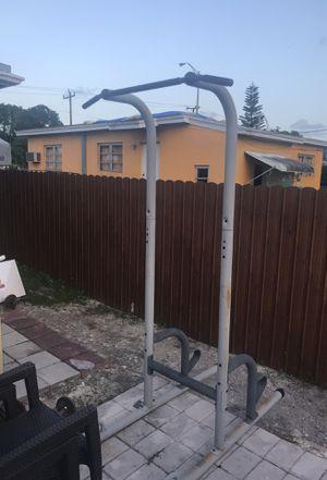 Pull-Up Machine ($40) for Sale in Hialeah, FL