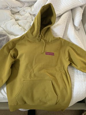 Supreme Stop Crying Hoodie Sweatshirt for Sale in Troutdale, OR