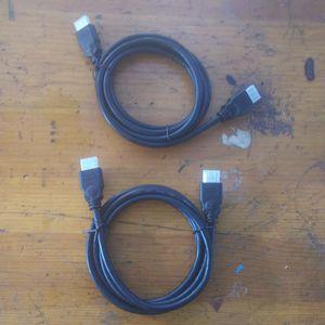 Brand new H D MI cords for Sale in Hemet, CA