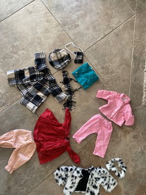 American Girl sized Generic Brand Outfits for Sale in Gilbert, AZ