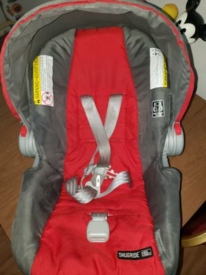 car seat and base for Sale in Springfield, MA
