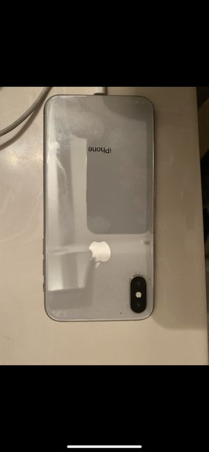 iPhone X 256GB Unlocked for Sale in Stockton, CA