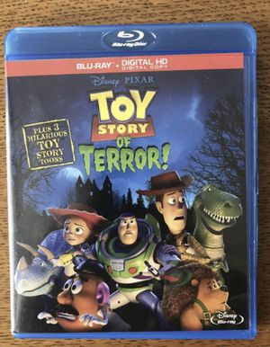 Toy story Blu-ray, Disney marvel Harry Potter the Star Wars movies Bluray and dvd collectibles for Sale in Everett, WA