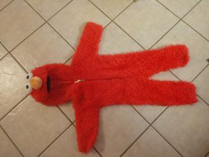 Elmo Costume 12/18 Months for Sale in Hanford, CA