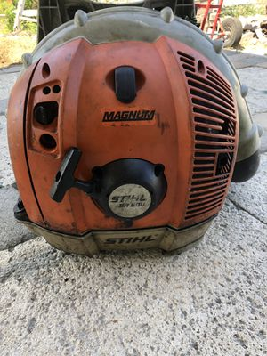 STIHL Magnum 600 leaf blower for Sale in West Palm Beach, FL