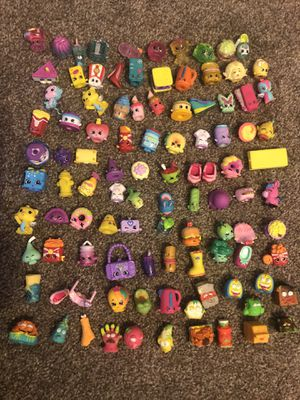 Shopkins and grocery gang for Sale in Castro Valley, CA