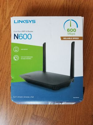 LINKSYS Dual Band WiFi Router for Sale in Suisun City, CA