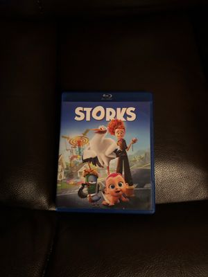 On Blu-Ray Storks for Sale in Pittsburg, CA