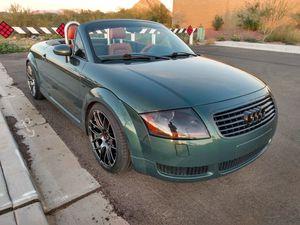 2002 Audi TT Quattro for Sale in Phoenix, AZ