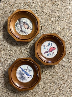 Set of 3 birds pictures for Sale in Spokane, WA