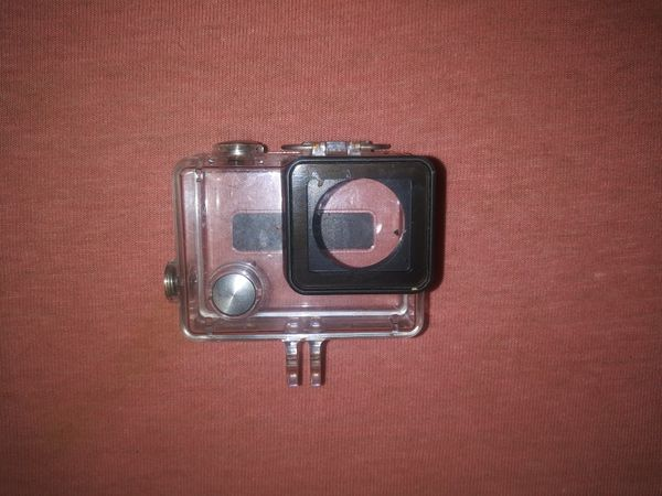 Replacement Waterproof Case Protective Housing for GoPro Hero 4, Hero 3+, Hero3 Outside Sport Camera for Underwater Use