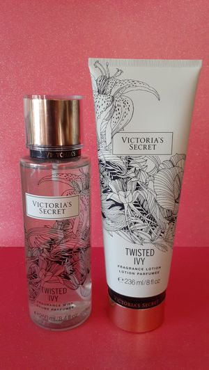 🖤 Victorias Secret 🖤 TWISTED IVY Fragrance Mist & Lotion 🖤 $28 🖤 DISCONTINUED! Gifts for all occasions!🖤 for Sale in Pomona, CA