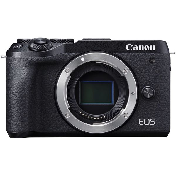 Canon EOS M6 (with Kit Lens)
