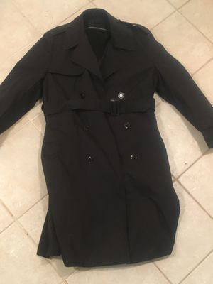 Men's Military trench coat for Sale in Frederick, MD