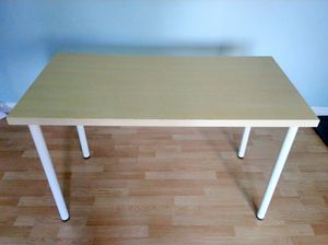 IKEA Table desk - Price Negotiable for Sale in Mundelein, IL