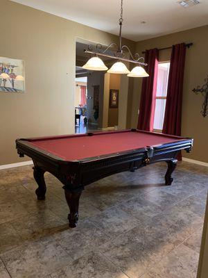 Pool Table 8ft for Sale in Buckeye, AZ