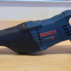 Bosch 18v Sawzall - Bare Tool Only for Sale in Auburn, WA