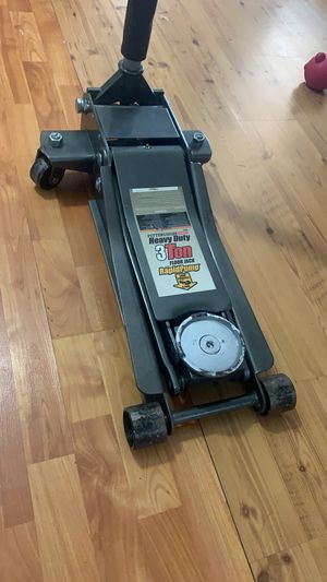 3 ton hydraulic jack for Sale in Greenacres, FL