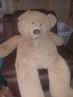 Giant teddy bear for Sale in Roswell, GA