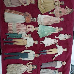 Vintage Gone With The Wind Paper Dolls for Sale in Cleveland, OH