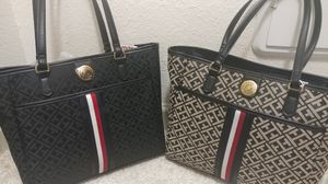 Authentic Tommy hilfiger tote bag for Sale in Ashburn, VA
