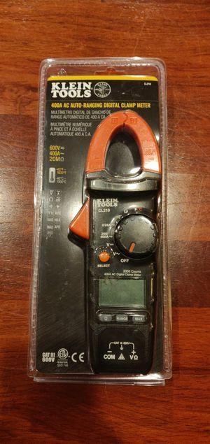 Digital clamp meter for Sale in Ontario, CA