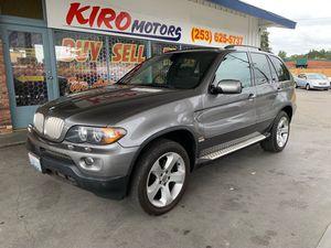 2005 BMW X5 for Sale in Lakewood, WA