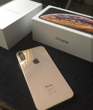 iPhone XS 256 GB (unlocked) for Sale in Pembroke Pines, FL