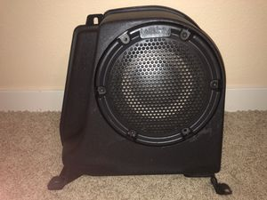 Jeep Wrangler JK 2010 Sub Fully Working. Sound insulated for Sale in Boring, OR