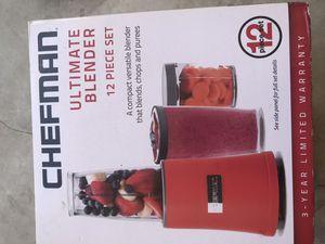 Chefman Blender for Sale in New Braunfels, TX