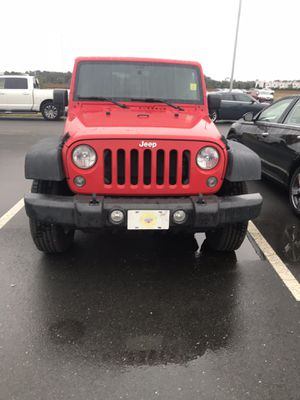 2015 Jeep Wrangler Sport for Sale in Goldsboro, NC