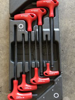 Hexagon Wrench Set for Sale in Henderson,  NV