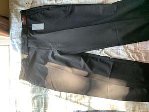 Van Heusen Dress Pants Black 36Wx30L for Sale in Centreville, VA