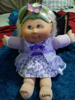 Cabbage Patch Freckled girl for Sale, used for sale  Avondale, AZ