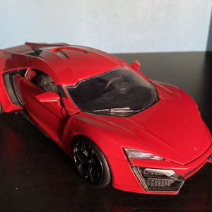 Fast And Furious 1:24 Lykan HyperSport for Sale in Union City, CA