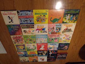 Walt disney vintage album collection for Sale in Lawrenceville, GA
