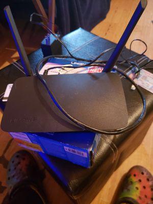 Linsksy router for Sale in Jonesboro, AR
