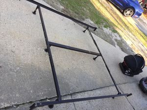 Bed frame from a twin to a California king for Sale in Fayetteville, NC