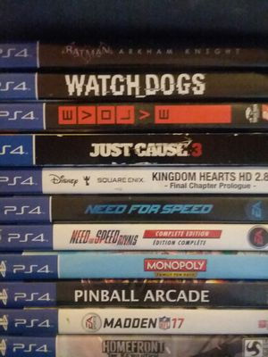 Ps4 Games for Sale in Payson, AZ