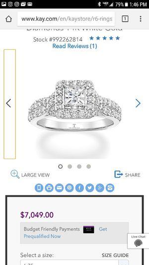 Bridal Engagement Ring for Sale in Sanger, CA