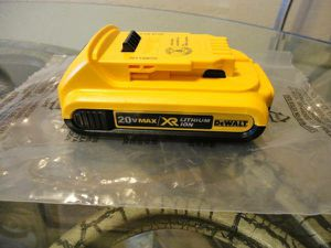Dewalt 20V 2Ah Compact Battery for Sale in Citrus Heights, CA