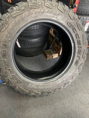 Used great condition 35-12.50-20 for Sale in Houston, TX